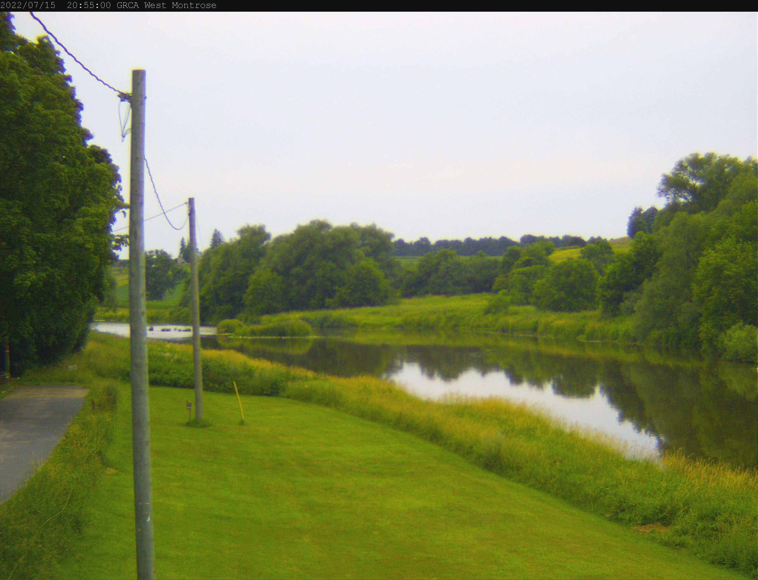 West Montrose river cam still photo