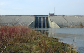 Photo of Conestogo Dam