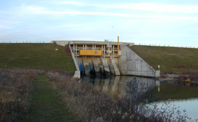 Photo of Guelph Dam